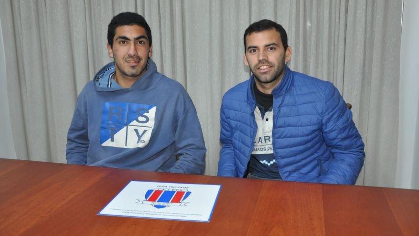 Daniel Candia y Gonzalo Franco estarán a cargo de los entrenamientos Este  lunes se iniciará la actividad del futbol femenino en las instalaciones del  Club ... 8adb0a274838f